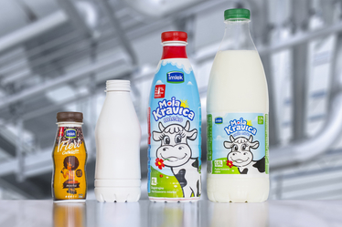 Serbian dairy market leader Imlek invests in top technology from KHS