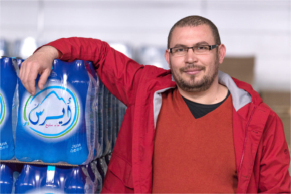 Top technology for top water in Algeria