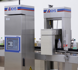 Bottle sorter for glass and PET bottles | KHS GmbH