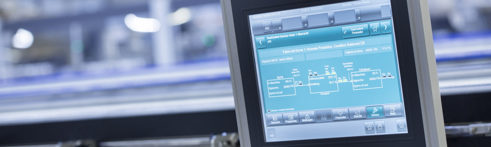 Optimal IT integration for your machines and systems | KHS GmbH