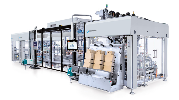 Combined packaging system Innopack TLM